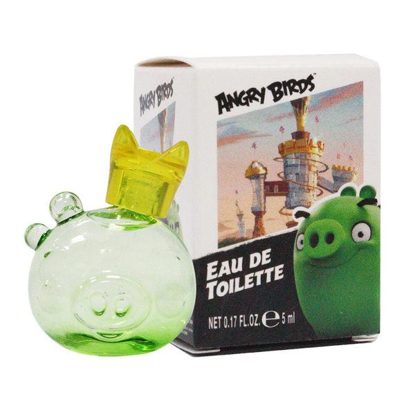 Angry Birds 綠色國王豬 小香 5ml (電影限量版)