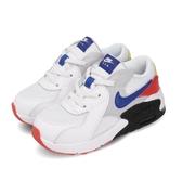 Nike 休閒鞋 Air Max Excee TD 白 灰 童鞋 小童鞋 運動鞋 【PUMP306】 CD6893-101