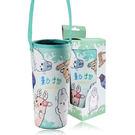 ㄇㄚˊ幾兔 獨家商品◆麻幾搖搖杯提袋(1入) 麻吉多種款式 手搖飲料杯套 環保手提袋