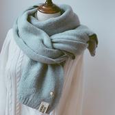 圍巾 菠蘿圍巾女秋冬季學生韓版百搭針織ins潮可愛少女毛線日繫圍脖男 店慶降價