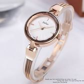 石英錶-鋼帶水晶優雅手鍊造型女手錶5色71r11[時尚巴黎]