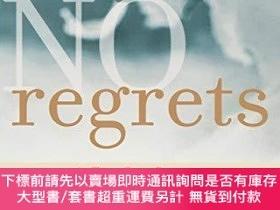 二手書博民逛書店No罕見Regrets - A Ten-step Program For Living In The Presen