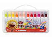 義大文具~雄獅 奶油獅24色可水洗彩色筆(D盒) BLW-24B 畫畫 畫具 美術用品 美勞用品