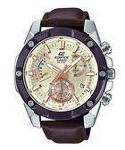 附台灣卡西歐保卡才是公司貨【時間光廊】CASIO 卡西歐 EDIFICE 三眼錶 防水 EFR-559BL-7A