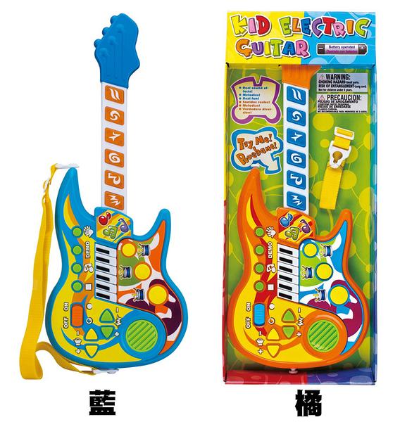 EMC兒童歡樂吉他(藍、橘)【德芳保健藥妝】
