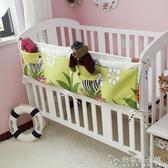 寶寶玩具尿布繪本收納袋尿布片奶瓶濕巾袋儲物嬰兒床側純棉長掛袋 安妮塔小舖