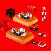 【紅磚布丁】團購版綜合布丁禮盒12入(勿指定口味)