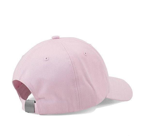 【現貨】MLB 美國大聯盟 洋基隊 棒球帽 老帽 小LOGO 粉色 可調式 5762004-120