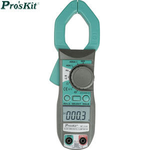 Pro sKit 寶工 MT-3109 數位交直流鉗表