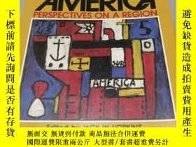 二手書博民逛書店Latin罕見America : perspectives on
