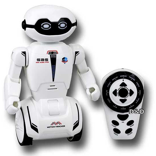 《 Silverlit 》方程式全能平衡機器人(隨機出貨) ╭★ JOYBUS玩具百貨