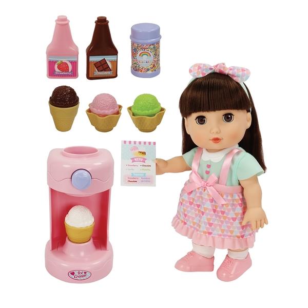 Baby Blush 親親寶貝 小貝拉娃娃冰淇淋派對 玩具反斗城