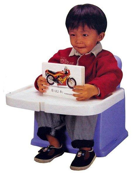 【TwinS伯澄】FU MING-多功能幼童用餐椅