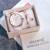 手錶白色手錶女學生正韓簡約潮流女士時尚新品休閒大氣ins 快速出貨