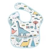 寶寶吃飯圍兜防水兒童圍嘴免洗嬰兒輔食喂飯兜口水巾超軟大號兜兜 【快速出貨】