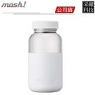DOSHISHA MOSH! 膠囊不鏽鋼冷水瓶 350ML (白色)