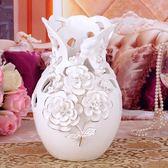 歐式花瓶 陶瓷花瓶客廳擺件電視柜家用家居裝飾品插花 SDN-1416