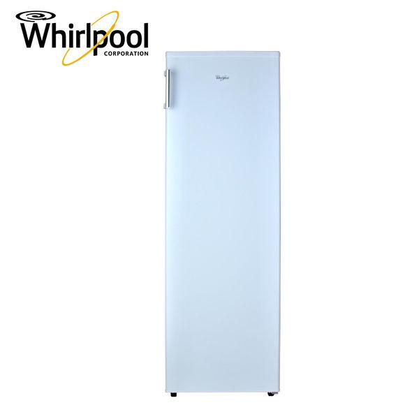 [Whirlpool 惠而浦]193公升 直立式單門冰櫃 - 純白色 WIF1193W