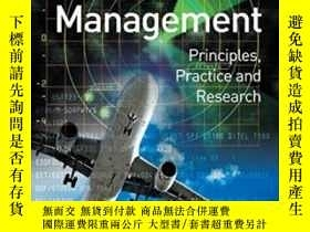 二手書博民逛書店European罕見Air Traffic Management: Principles Practice And