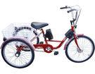 三輪電動車 四輪電動代步車 電動自行車 電動腳踏車 24吋