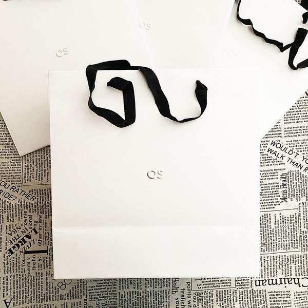 OS提袋 紙袋 送禮必備 含提繩