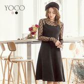 東京著衣【YOCO】法式輕甜二件式細肩帶洋裝-S.M.L(171889)