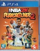 【玩樂小熊】現貨中PS4遊戲 NBA 2K 熱血街球場 2 NBA 2K Playgrounds 2 中文亞版