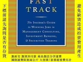 二手書博民逛書店The罕見Fast TrackY364682 Mariam Naficy Broadway 出版1997