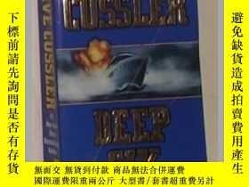 二手書博民逛書店英文原版罕見《 Deep Six 》 【 Clive Cussl