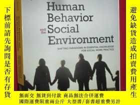 二手書博民逛書店Human罕見Behavior and the Social E