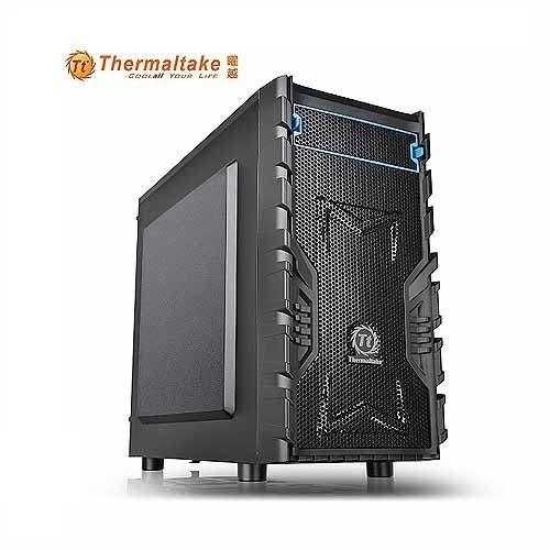 【台中平價鋪】全新 Thermaltake 曜越 Versa H13中直立式M-ATX遊戲機殼