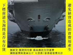 二手書博民逛書店罕見《世界的艦船——英國航空母艦史》(增刊第14集)Y27864