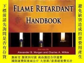 二手書博民逛書店The罕見Non-halogenated Flame Retardant HandbookY410016 Al