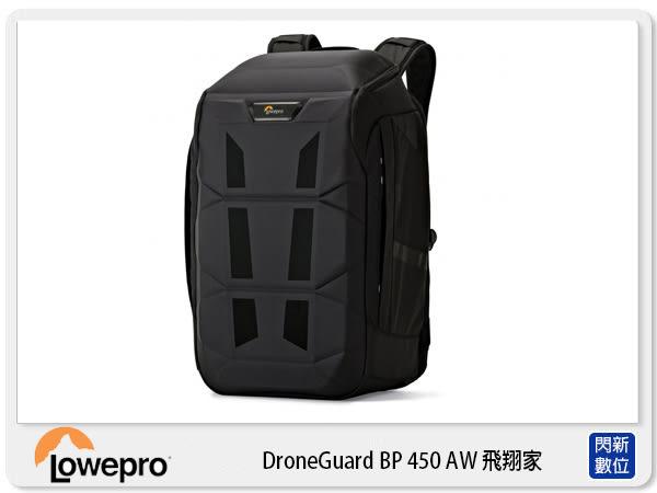 【分期0利率,免運費】 Lowepro 羅普 DroneGuard BP 450 AW 飛翔家 後背 相機包 (公司貨)