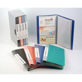 FILEX NCL120-4 4本入名片簿/名片本/名片整理簿