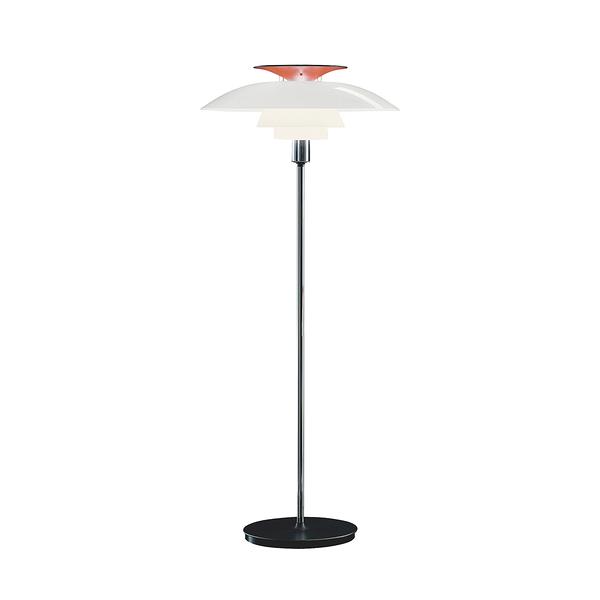 Louis Poulsen PH 80 Floor Lamp 55cm 保羅漢寧森系列 貝殼 四層次 立燈