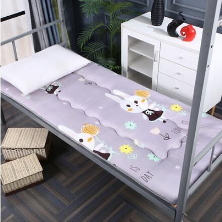 床墊 軟墊加厚租房專用經濟型學生宿舍單雙人床褥子家用墊被0.9米【快速出貨八折搶購】