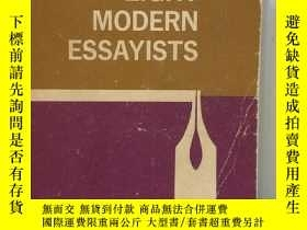 二手書博民逛書店現代英語散文八大家精選集罕見Eight Modern Essay