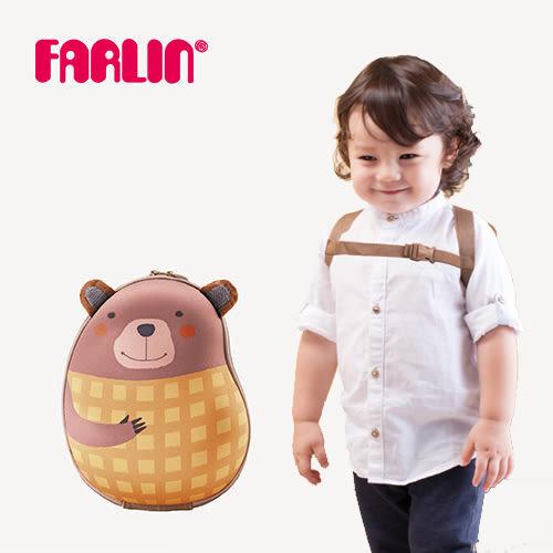 【FARLIN】Sina&Mina 兒童後背包(鬆餅熊 )