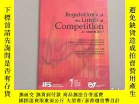 二手書博民逛書店Regulation罕見and the Limits of Co