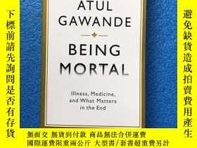 二手書博民逛書店Being罕見Mortal : Illness, Medicine, and What Matters in th