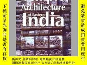 二手書博民逛書店Temples罕見Architecture of Eastern
