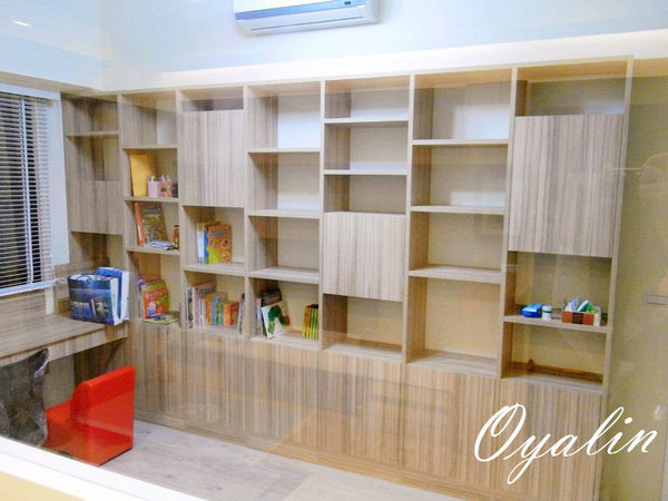 【歐雅系統家具】書桌