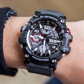 【人文行旅】G-SHOCK   GSG-100-1A8DR 強悍太陽能運動錶