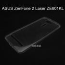 超薄透明軟殼 [透明] ASUS ZenFone 2 Laser ZE601KL (6吋)