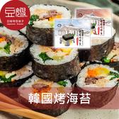 【豆嫂】韓國零食 景福宮 嚴選韓式烤海苔(原味/辣味)