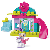 Mega Bloks美高積木魔法精靈與獨角獸 玩具反斗城