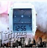 男手表手表男電子表男兒童運動「潮咖地帶」