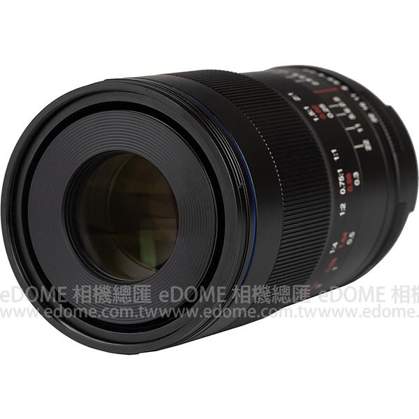 LAOWA 老蛙 100mm F2.8 CA-Dreamer Macro 2x 微距鏡頭 for CANON (24期0利率 湧蓮公司貨) 手動鏡頭