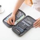 護照包-防潑水牛津布多功能旅行包證件包卡包(大款) AngelNaNa SKA0011